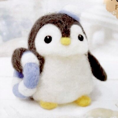Adorable Penguin Diy Craft Felt Kit