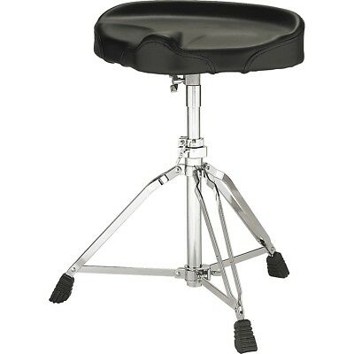PDP by DW Drum Throne Black Drum Seat Drum Stool