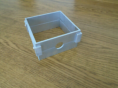 Delft Clay Casting Jewellery Mold Making LARGE SQUARE Mold