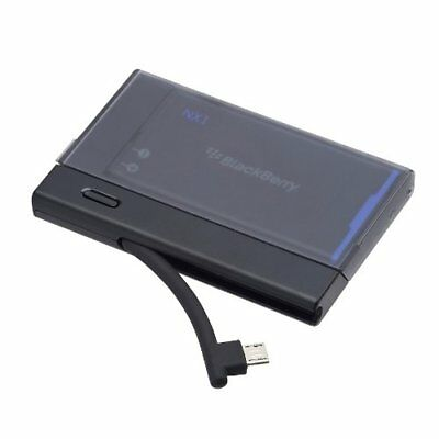 BlackBerry Extra Battery Charger Bundle for BlackBerry Q10
