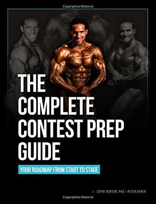 The Complete Contest Prep Guide Male Cover