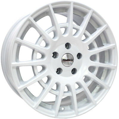 """20"""" Cal White T Sport Alloy Wheels Fits Ford Transit Tourneo Sport"""