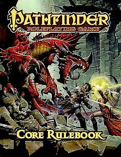 Pathfinder Roleplaying Game: Core Rulebook - Co...-NEW-9781601251503 by Bulmahn,