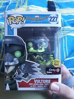 Funko Pop Vulture Only at Gamestop