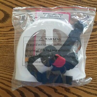 Bumbo Baby Seat Complete Safety Repair Kit Recall Belt Strap Harness Buckle NEW
