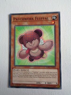 Soul Fusion  From  Yu-Gi-Oh!   Individual Trading Cards