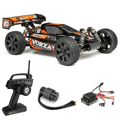 HPI 1/8 Vorza Flux HP Brushless 4WD 2.4GHz RTR Buggy w/ Radio 101850