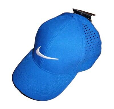 3e24718d Nike Golf 2017 Legacy 91 Perforated Adjustable Cap Hat 856831-433 Royal  Blue!