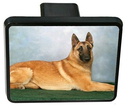 Belgian Malinois Trailer Hitch Cover