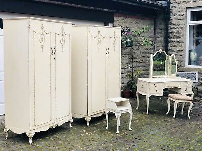 Gorgeous Olympus London Bedroom Furniture French Set Louis Xv Style