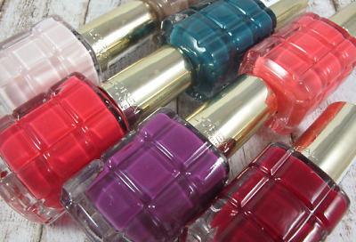 L'oreal Color Riche L'Huile Nail Polish, Offer - Add any 3 to basket & Pay for 2