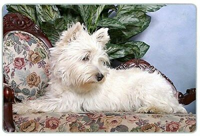 West Highland White Terrier Cutting Board, Small
