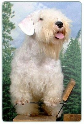 Sealyham Terrier Cutting Board, Small