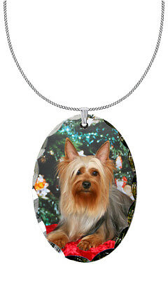 Silky Terrier Pendant / Necklace