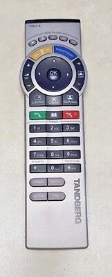 Tandberg Trc-4 Video Conferencing Remote Controls Fully Functional