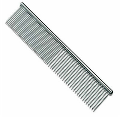 Metal Dog Grooming Comb Medium/coarse Coat Pet
