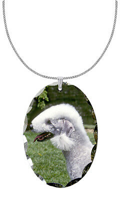 Bedlington Terrier Pendant / Necklace