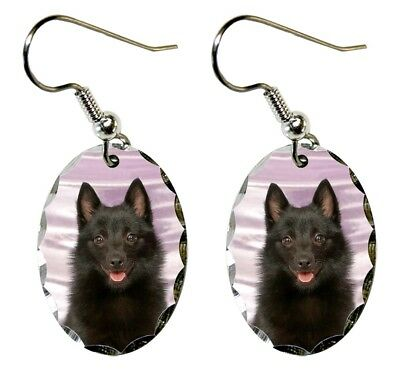 Schipperke Earrings