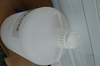 Nalgene-LDPE 50 liter 13 gallon Carboy with Spigot DI distilled water storage