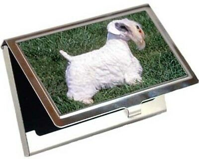 Sealyham Terrier Business Card / Credit Card Case