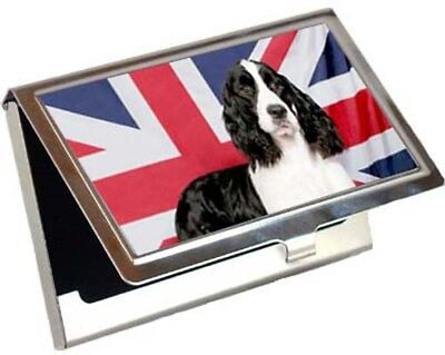 English Springer Spaniel Business Card / Credit Card Case