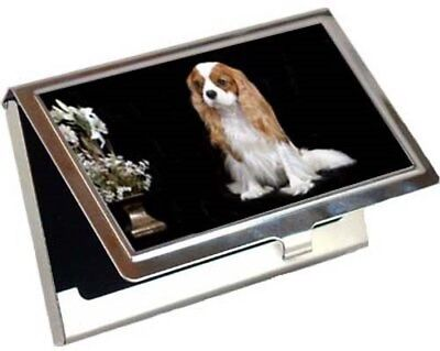 Cavalier King Charles Spaniel Business Card / Credit Card Case