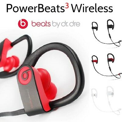 Beats Dr. Dre Powerbeats3 Wireless Bluetooth In Ear Headphones Brand New Local