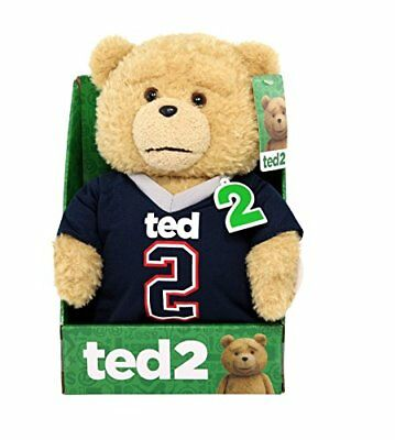 Ted 2 11 Talking Plush Ted In Football Jersey Rated R