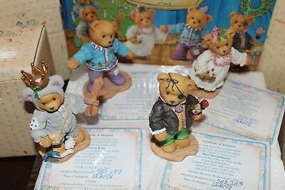 Cherished Teddies Collection Lot