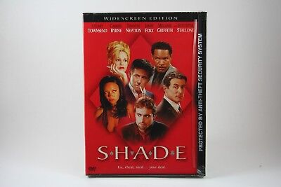 Shade (2003)  DVD BRAND NEW and Factory Sealed! See Pictures! Gabriel Byrne