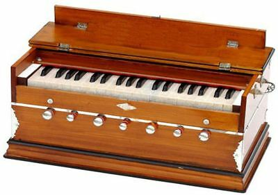 Harmonium Double Reed Bass/Mid Range 3.25 Octave Portable Organ Keyboard IMI1040