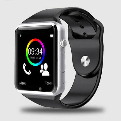 A1 Smart Watch Bluetooth GSM SIM Phone Camera For iPhone Android Samsung LG