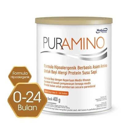 1 Can-PURAMINO Hypoallergenic Infant Formula New sealed cans 14.1 Oz. ea