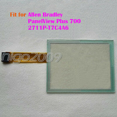 for Allen Bradley PanelView Plus 700 2711P-T7C4A6 Touch Screen Glass Touch Panel
