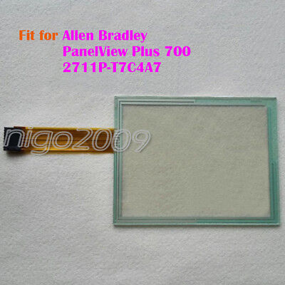 for Allen Bradley PanelView Plus 700 2711P-T7C4A7 Touch Screen Glass Touch Panel