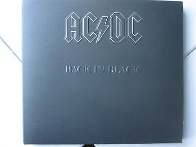 AC/DC  Back in black  (Special Edition Digipack) CD