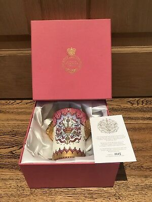 The Royal Collection Lionhead Beaker - 50th Anniversary of the Coronation BNIB