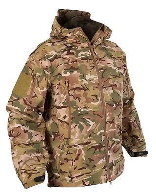 Patriot Jacket Soft Shell Police / Military / Army / Cadets / Security / MTP