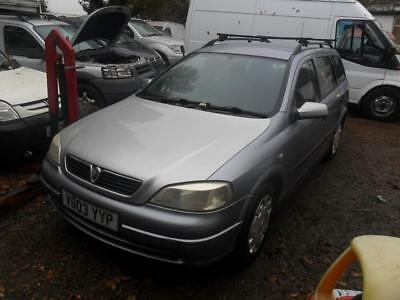 Vauxhall Astra 1.7DTi Estate Grey Roof Bars MOT July 2019 Cheap Diesel, 03 Reg