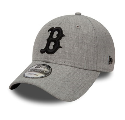 wholesale dealer bd1be 6fd51 New Era Boston Red Sox Heather Essential 9Forty