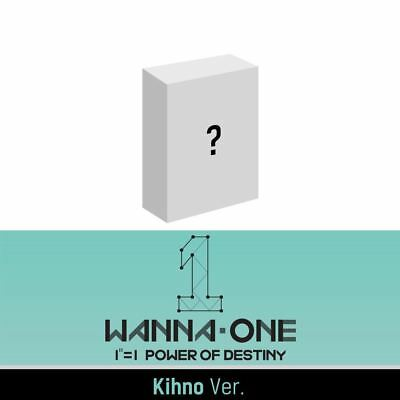 WANNA ONE 1¹¹=1 POWER OF DESTINY KIHNO Ver CD+PhotoCard+etc with Tracking Number