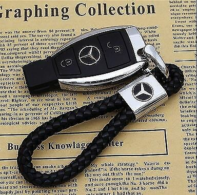 Mercedes Benz Key Ring Key Chain Car Key Holder CLK, CLS, G,E,A... WEEKEND OFFER