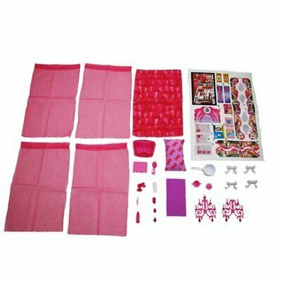 Fisher-Price Barbie 3 Story Dream house - Replacement Stickers