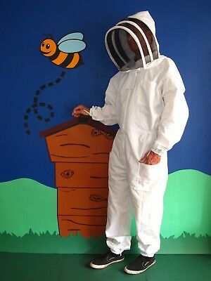 PREMIUM QUALITY Bee Suit Fencing Veil. All Sizes. Protective Equipment
