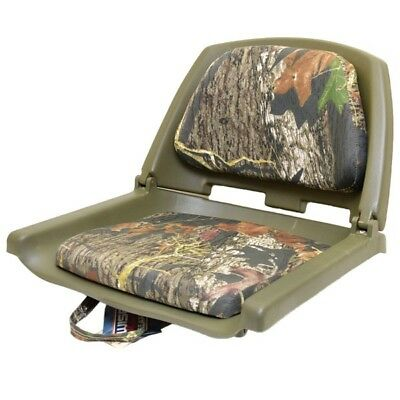 Wise Seating Boat Folding Jump Seat Tracker Marine 161925 Marble
