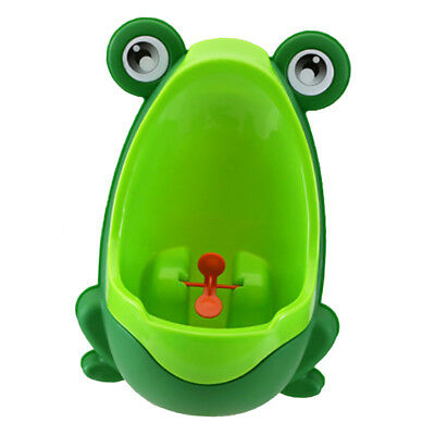 Urinoir de formation Pipi Toilette Grenouille Potty Non toxique Enfant Pee