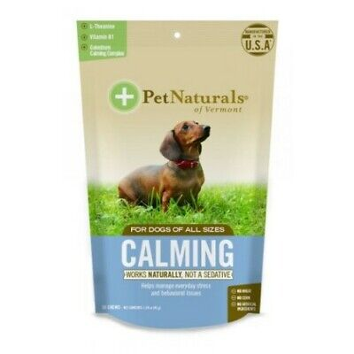 Calming Supplements for Dogs 30 Chews