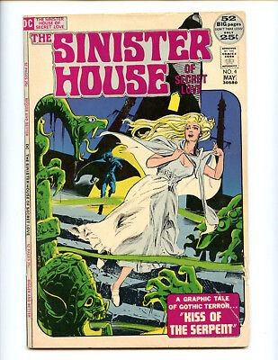 Sinister House of Secret Love 4