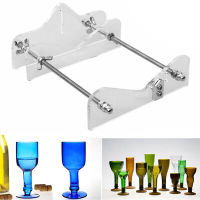 Glass Bottle Cutter Professional DIY Wine Beer Container Machine Cutting Tool Ki