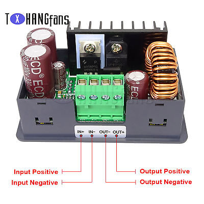 DPS8005 80V/5A Constant Voltage Current Step down Programmable Power Module ATF